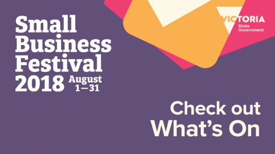 Shepparton Small Business Festival